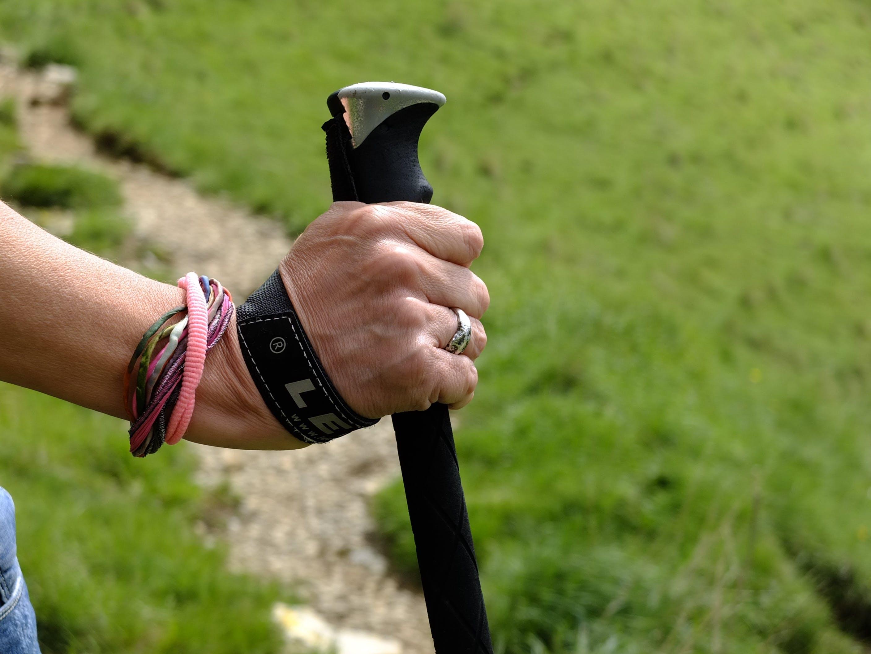 Free stock photo of hand, hikking, mountains, trekking
