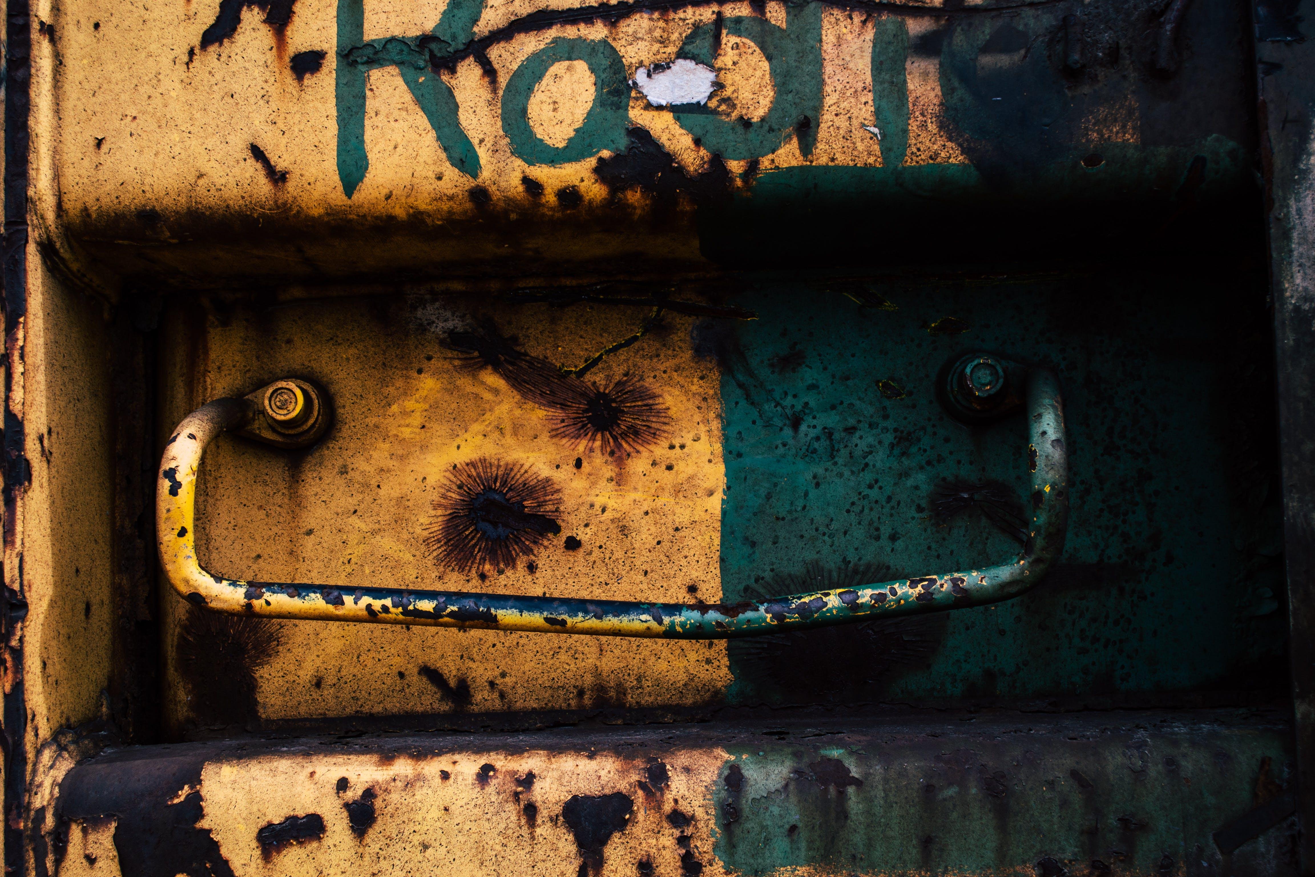 abandoned, art, corrosion