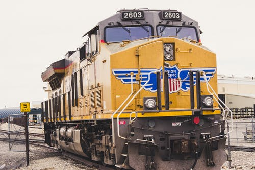 Darmowe zdjęcie z galerii z kolej, pociąg, tor kolejowy