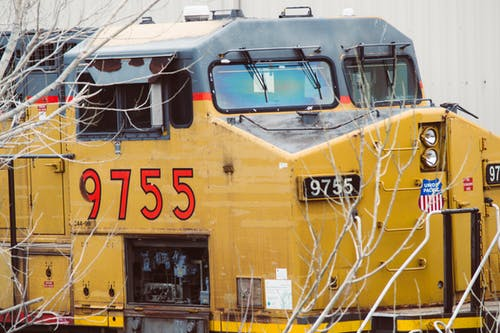 交通系統, 火車 的 免费素材照片