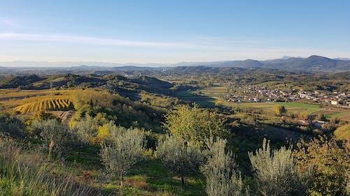 Landscape Photo Of Hills