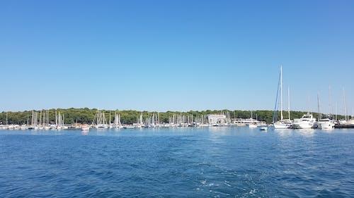 Free stock photo of by the sea, marina, sailing boats