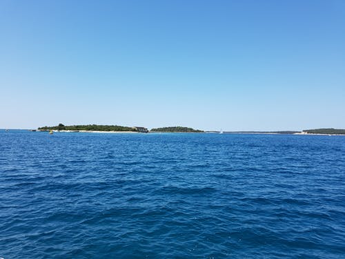 Free stock photo of Adriatic sea islands, by the sea, islands