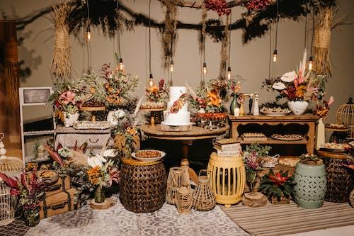 Бесплатное стоковое фото с архитектура, ваза, декорация