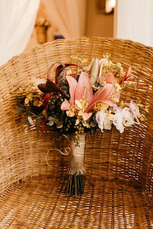Бесплатное стоковое фото с букет, орнамент, осень