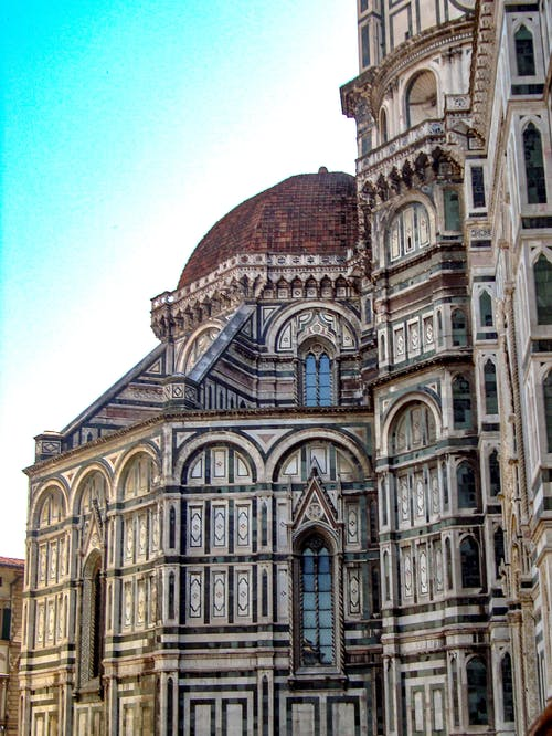 Free stock photo of architecture, florence, florence cathedral, italy