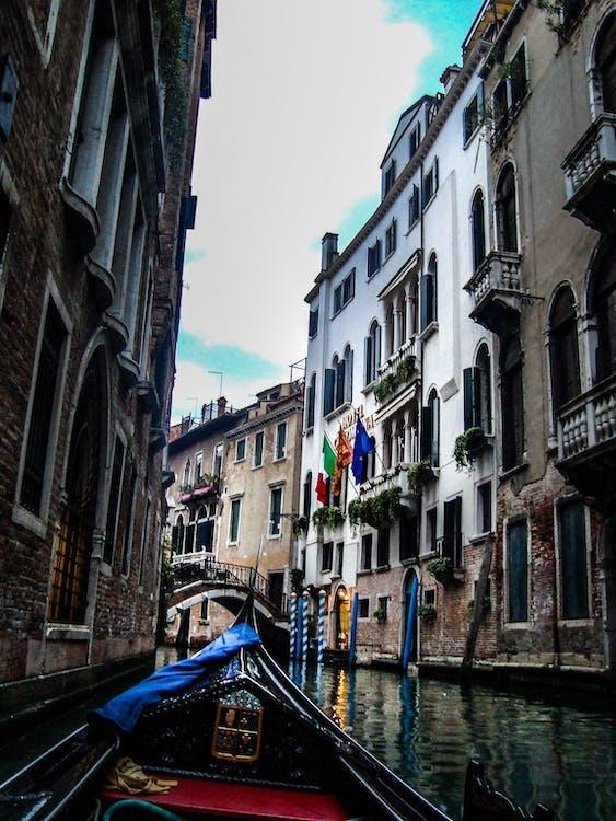 architektura, Benátky, budovy