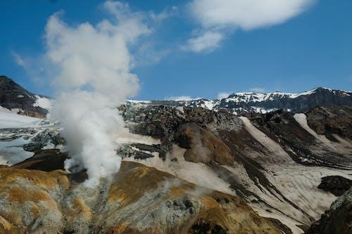 Photos gratuites de caillou, eau, éruption