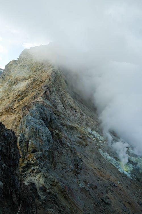 Photos gratuites de brouillard, brume, caillou