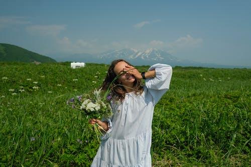 Photos gratuites de amour, clairière, été
