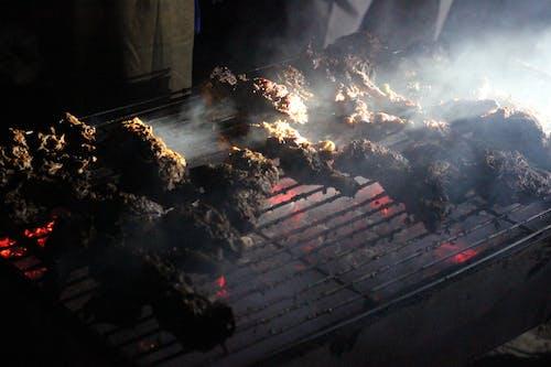 Gratis arkivbilde med grill
