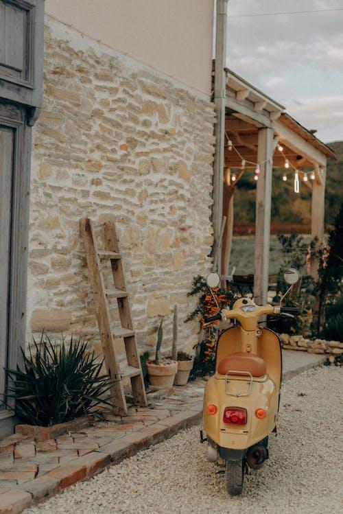 小型摩托車, 工厂, 廠 的 免费素材图片