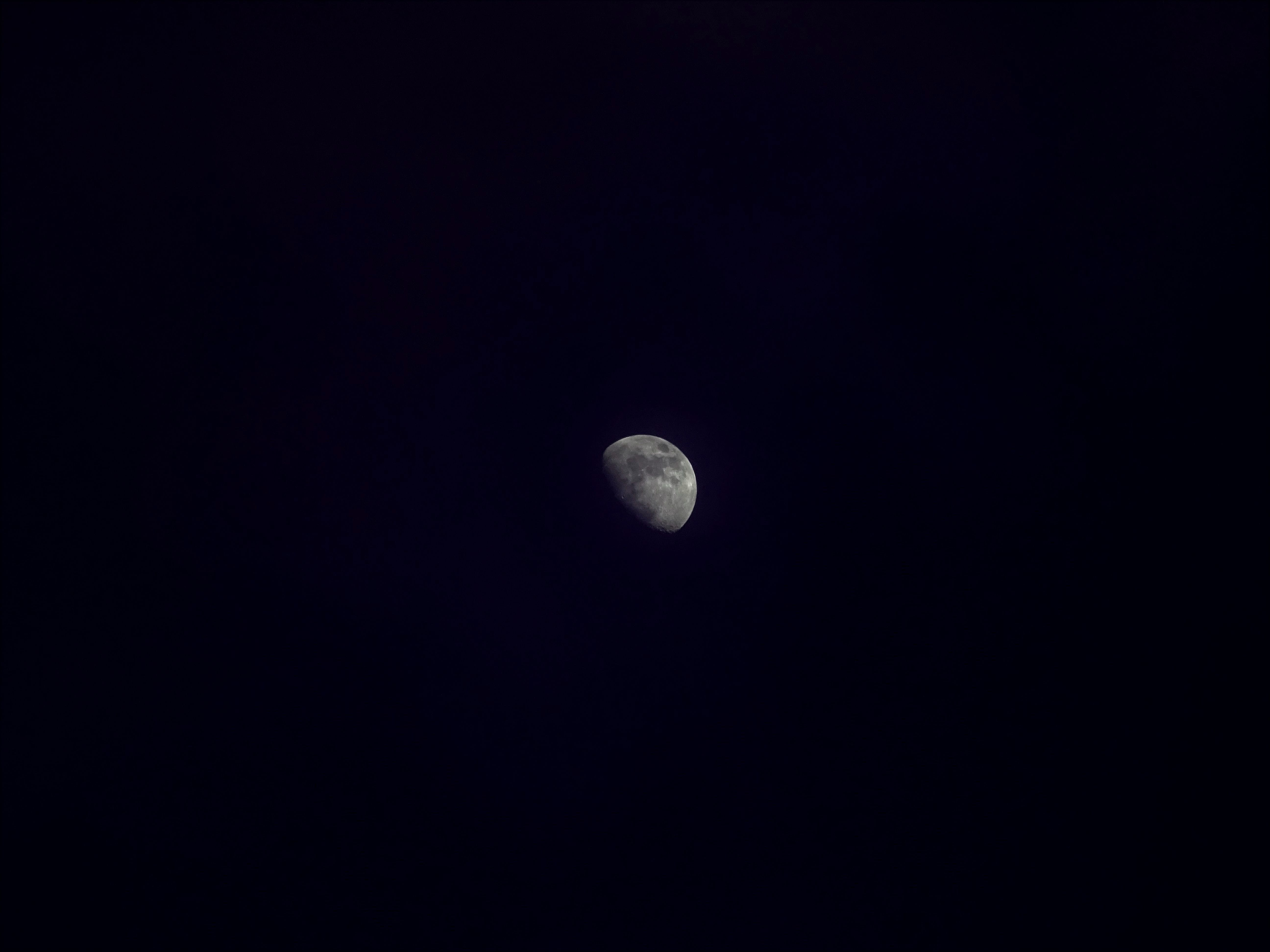 Photography Half Moon