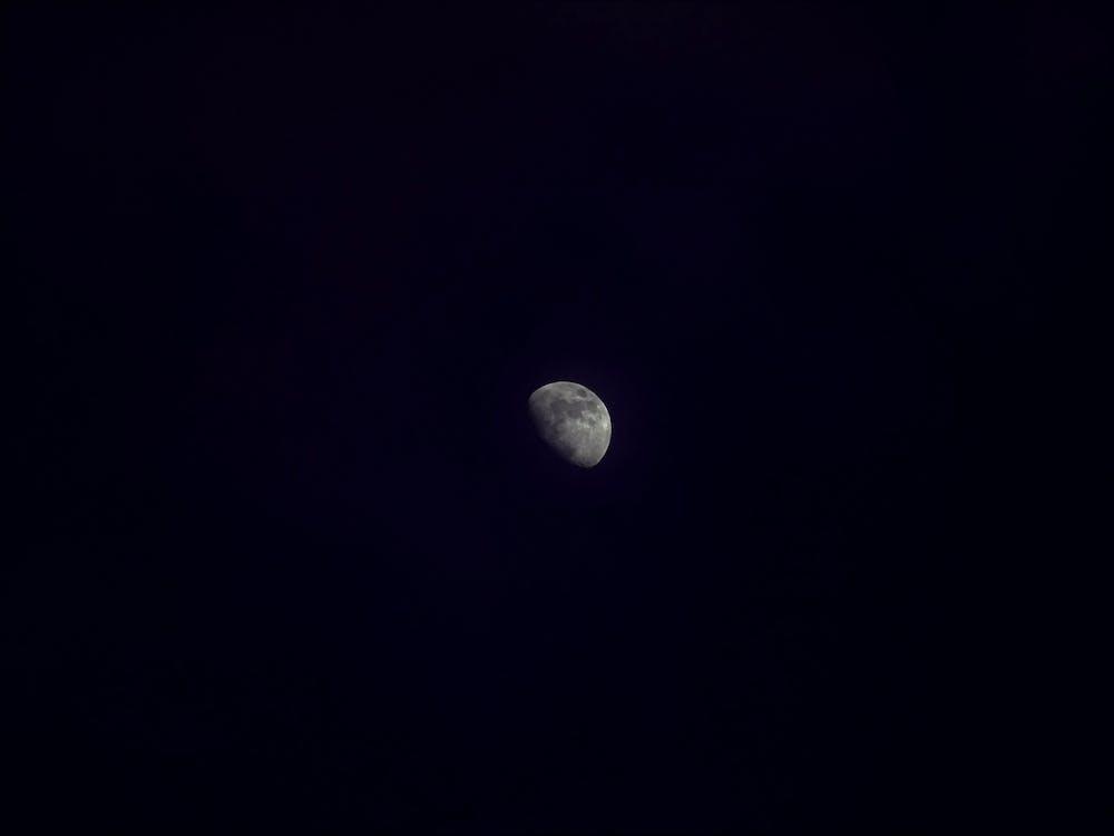 Photography Half Moon