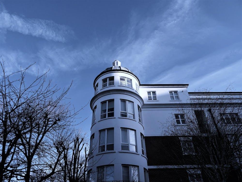 architektúra, budova, deň
