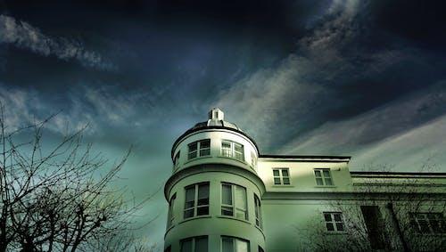 건물, 건축, 경치, 구름의 무료 스톡 사진
