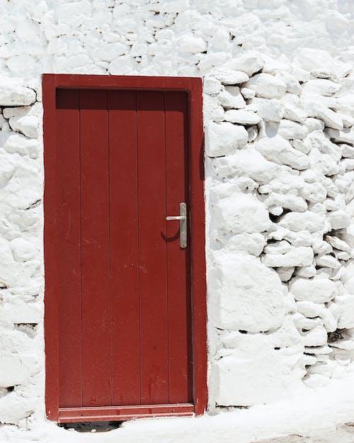 Fotos de stock gratuitas de arquitectura, muro de piedra, muro de piedra blanca, ocio
