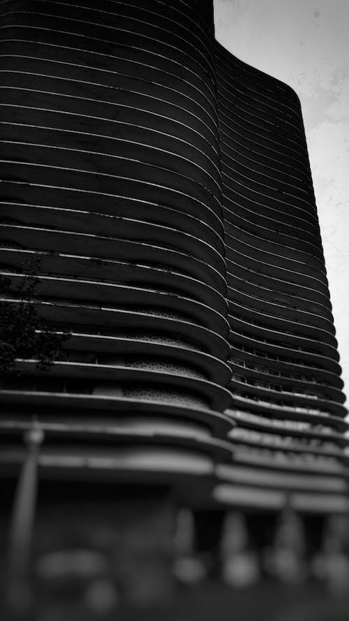 Free stock photo of architectural, architecture, black