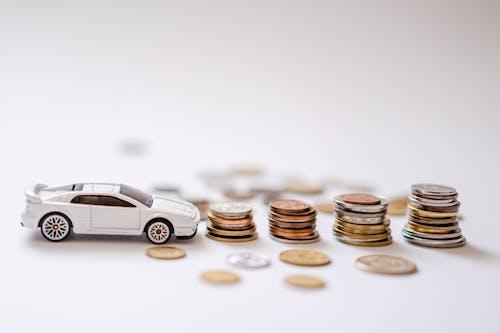 Ingyenes stockfotó Arany, autó, bank témában
