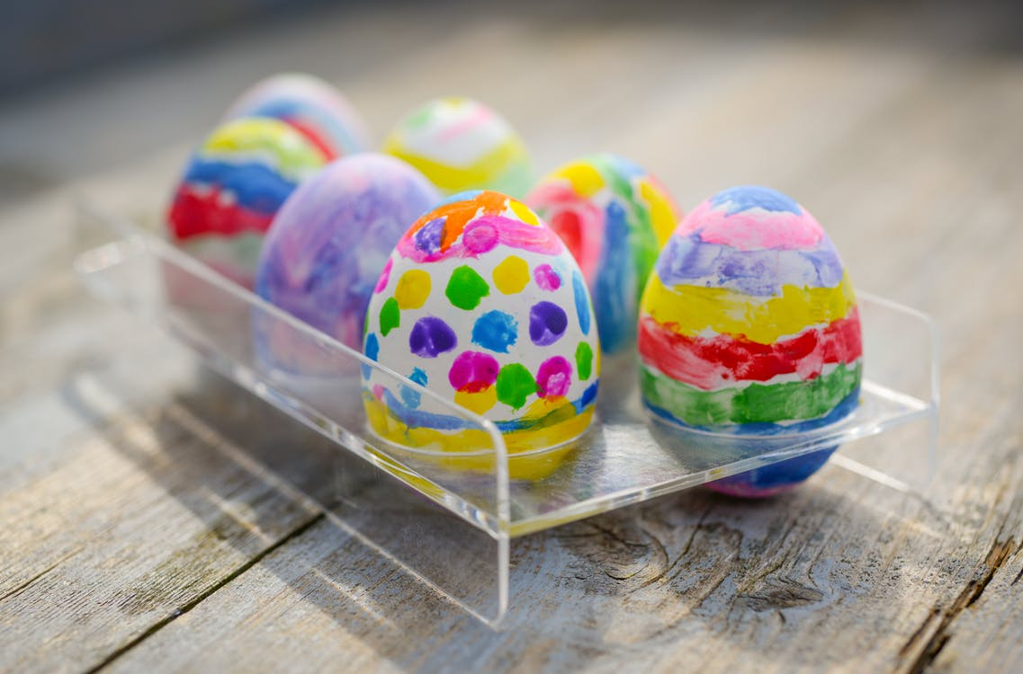 Assorted Easter Eggs