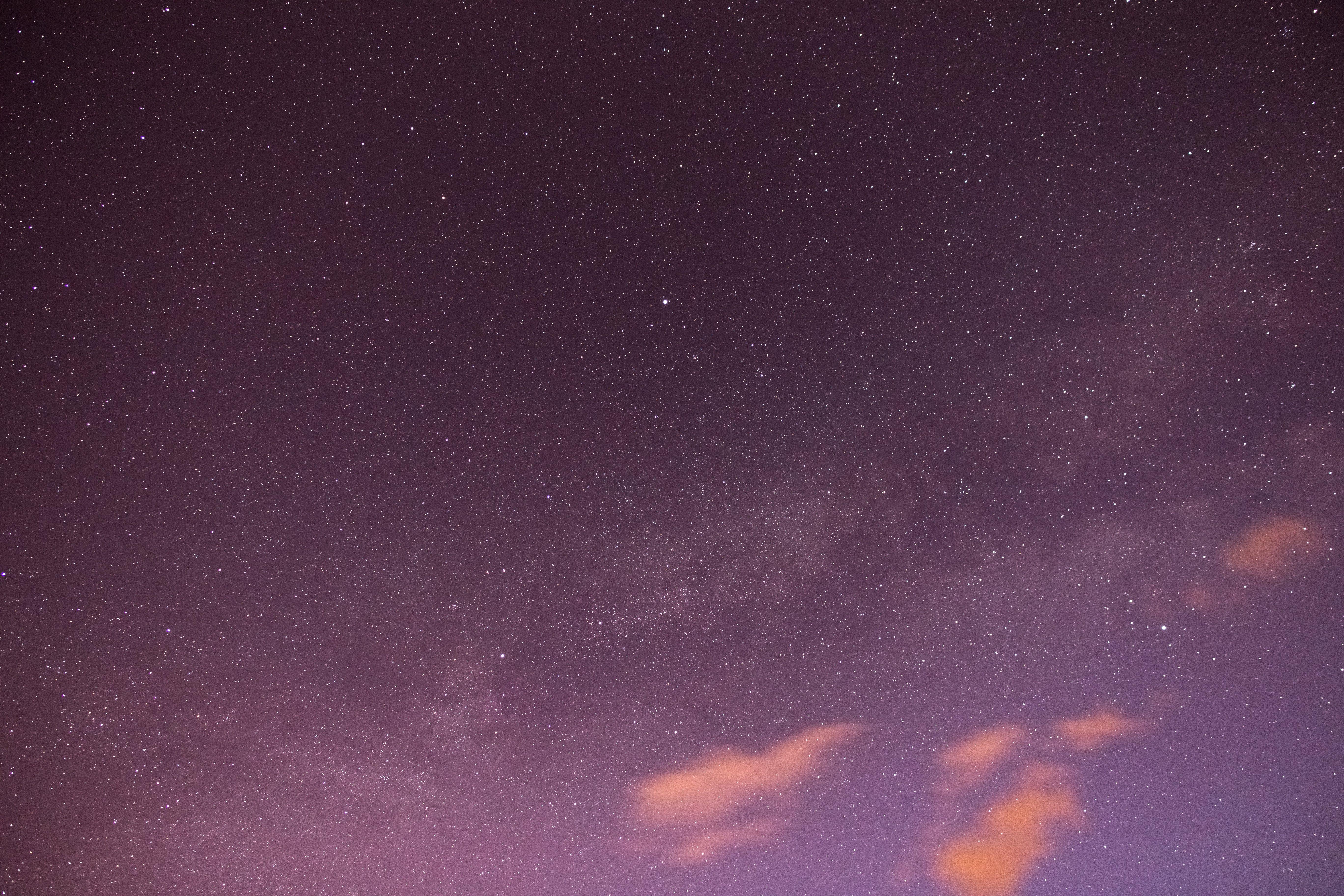 Gratis arkivbilde med himmel, konstellasjoner, mørk, natt
