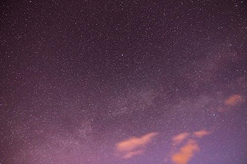 Kostenloses Stock Foto zu dunkel, himmel, konstellationen, nacht