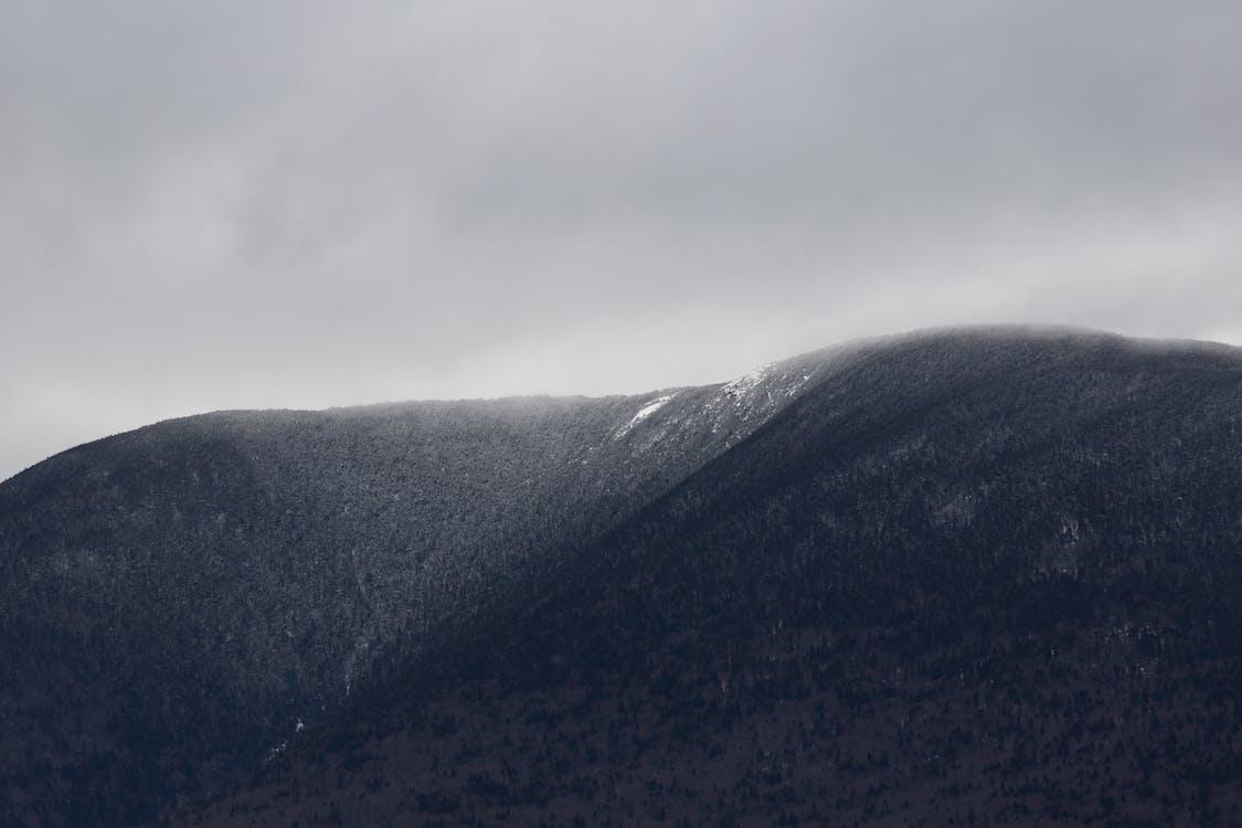 гора, живописный, пейзаж