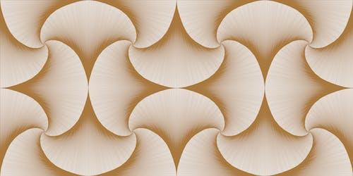 Ingyenes stockfotó ábra, Arany, design, geometriai témában