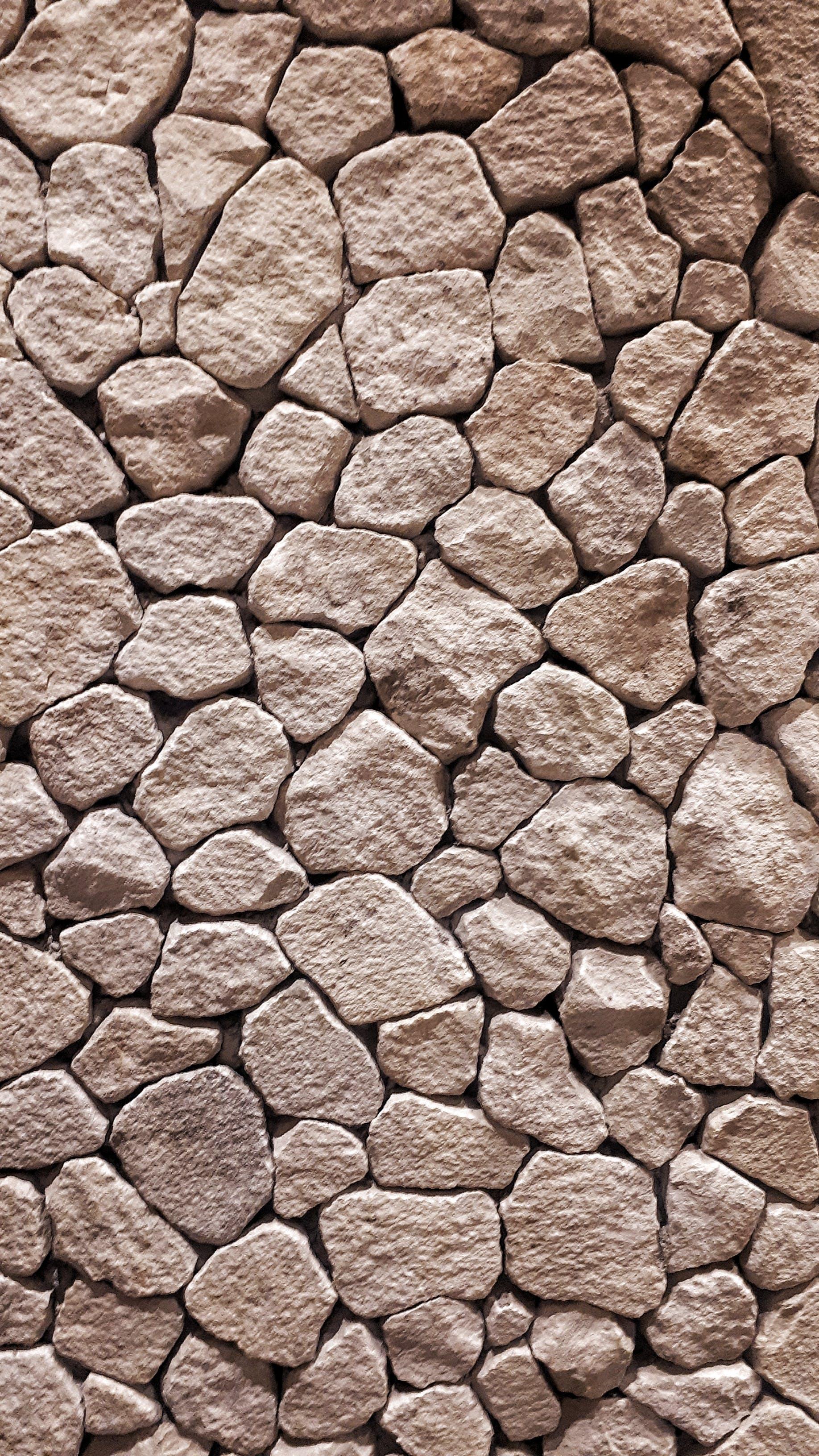 Gray Rock Wall