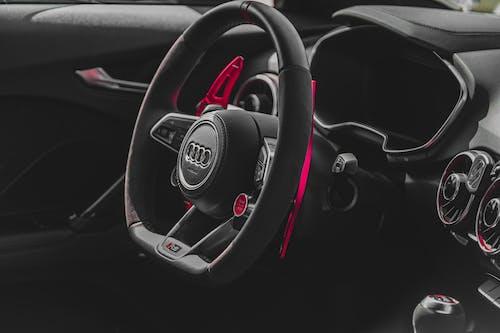 Základová fotografie zdarma na téma 4k tapeta, airbagů, audi
