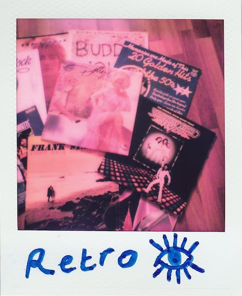 Free stock photo of antique, art, bill