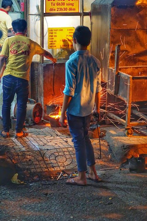 Безкоштовне стокове фото на тему «#everyday people #asia #working»