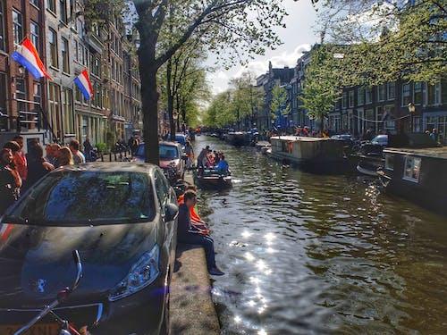 Безкоштовне стокове фото на тему «#everydaypeople #celebrate #spring #canals»