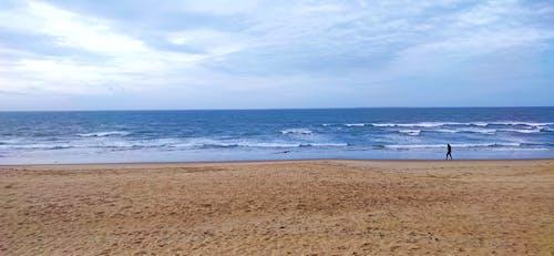 Free stock photo of beach, sand, sea
