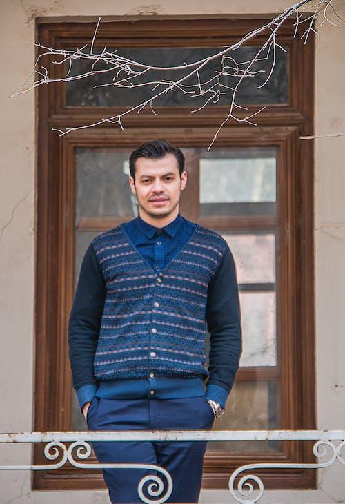 Free stock photo of friend, masoud ghorbani, portrait