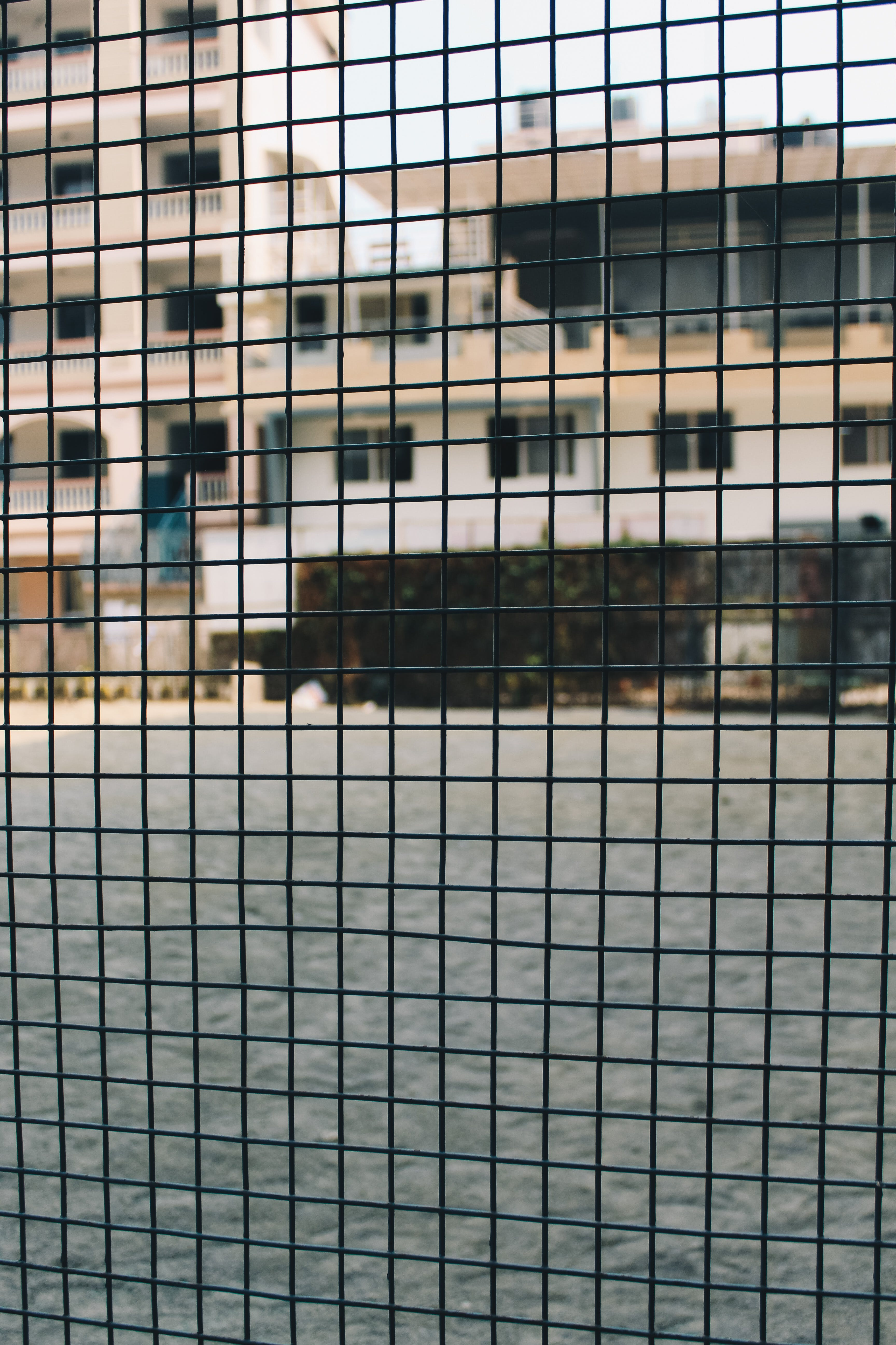 Free stock photo of #outdoorchallenge, barred, building, depth of field