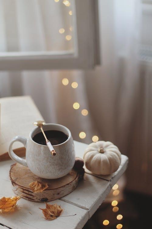 Imagine de stoc gratuită din băutură, cafea, cană