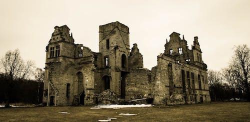 アーチ, タワー, ランドマーク, 古代の無料の写真素材