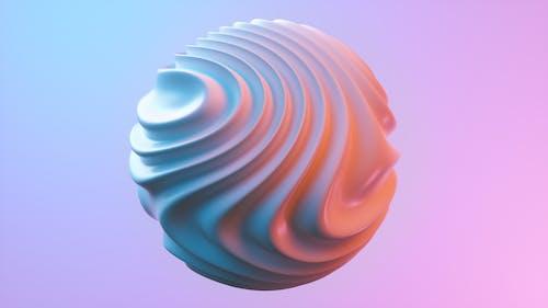 Fotos de stock gratuitas de 3d, abstracto, Arte