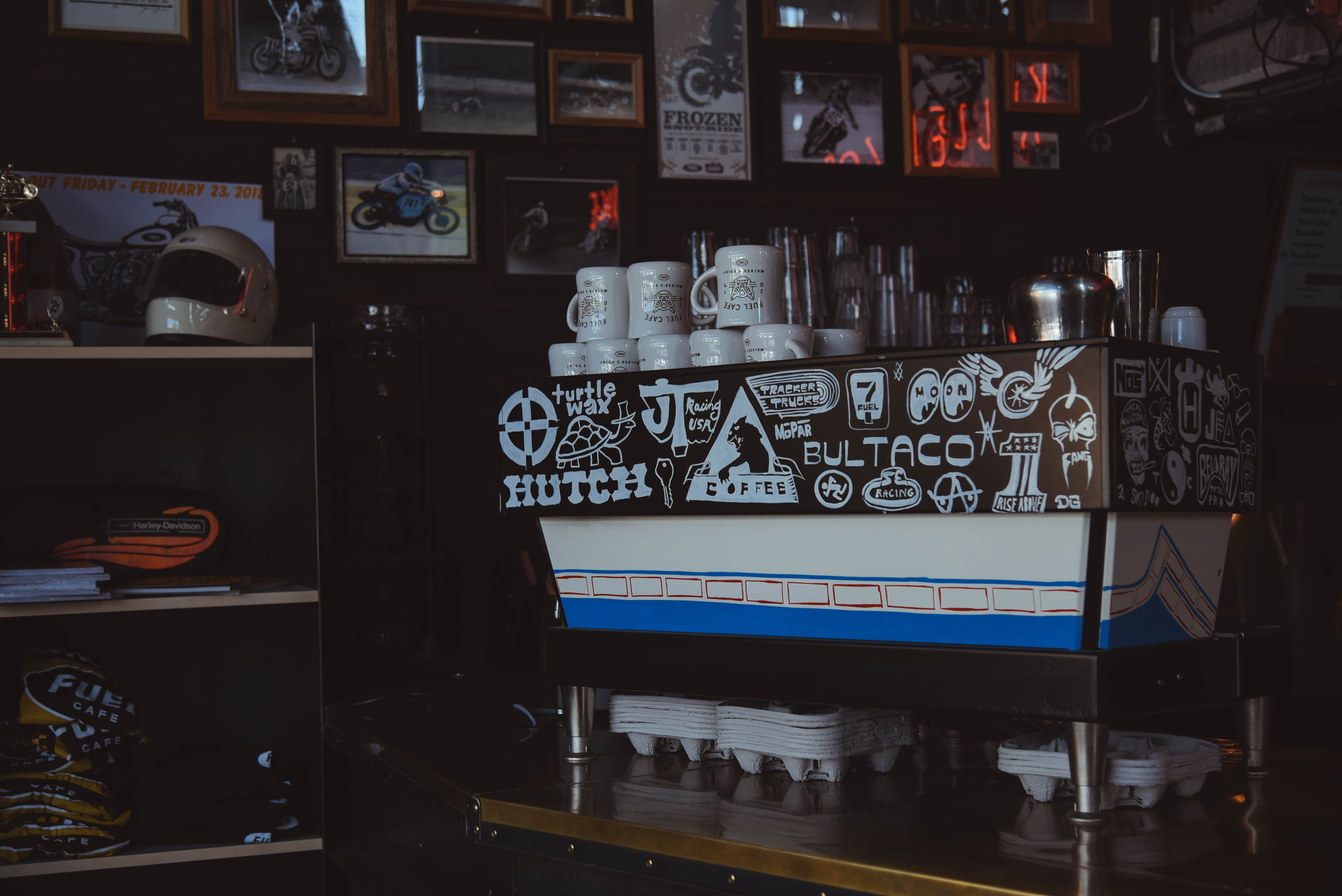 Foto profissional grátis de café