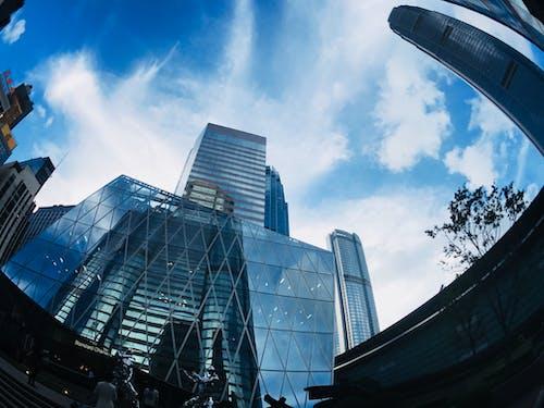 Gratis lagerfoto af bygninger, hongkong