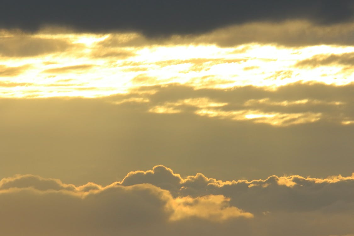 Sun Rays and Clouds