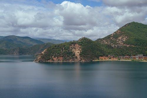 Základová fotografie zdarma na téma cestování, hora, jezero