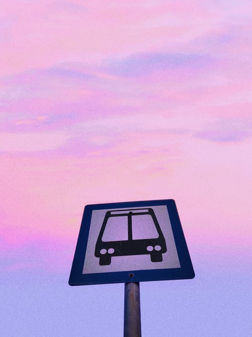 Photos gratuites de arrêt de bus, autoroute, cinématique