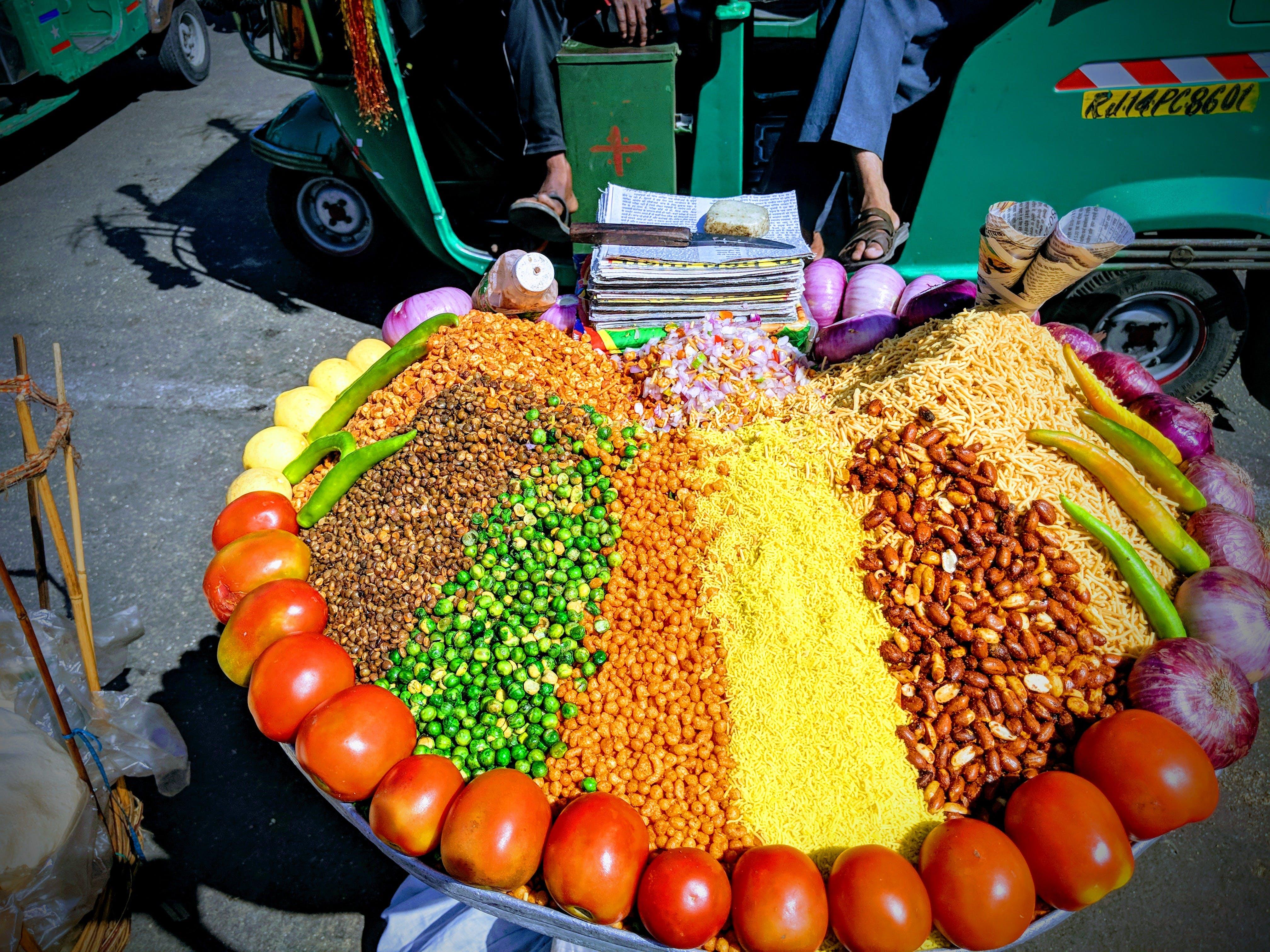Kostenloses Stock Foto zu essen, gesund, markt, straßen