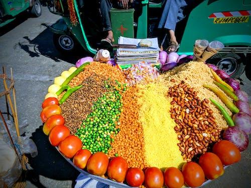 Gratis arkivbilde med gater, grønnsak, marked, mat