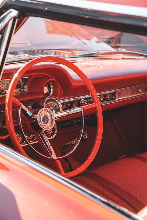 Part of Classic Car