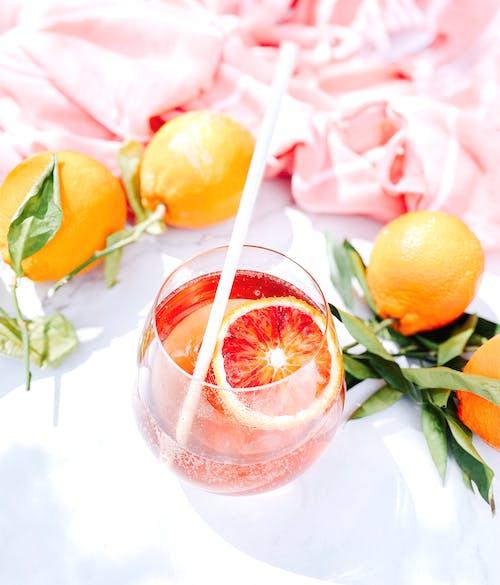 Gratis arkivbilde med appelsin, drikke, friskhet