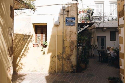 人, 假期, 地中海, 城市 的 免費圖庫相片