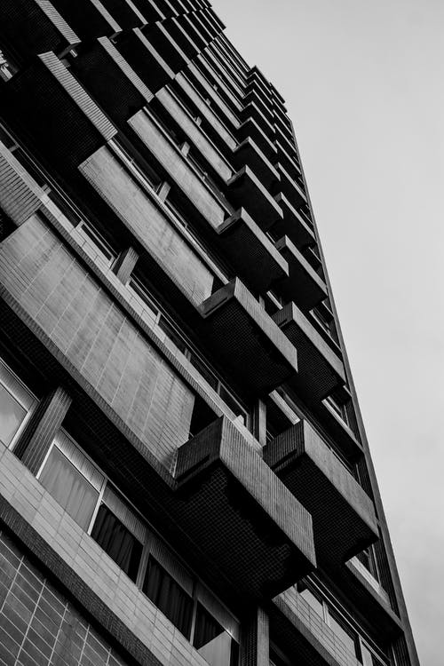 Fotos de stock gratuitas de apartamento, arquitectura, artículos de cristal